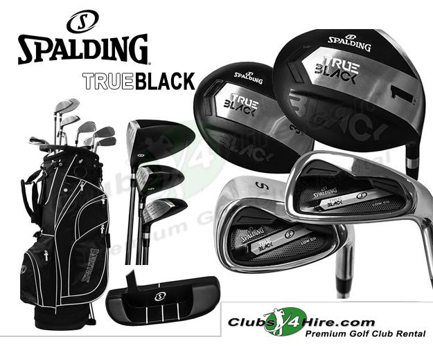 Spalding True Black Graphite (TBGRG)