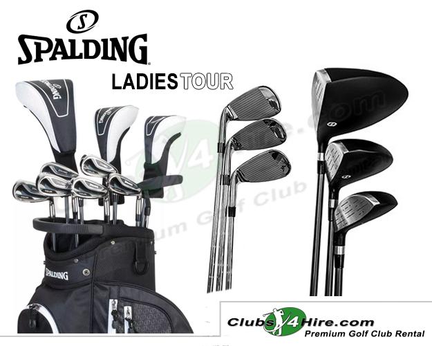 Spalding Tour Ladies Set (ST-RL)