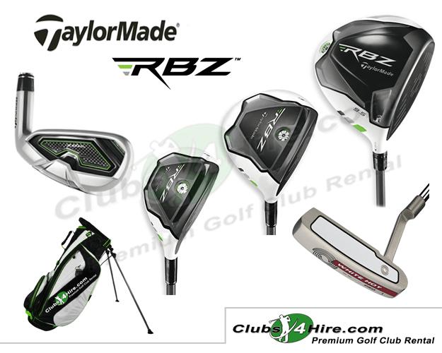 Taylormade RBZ Ladies Set (5RL)