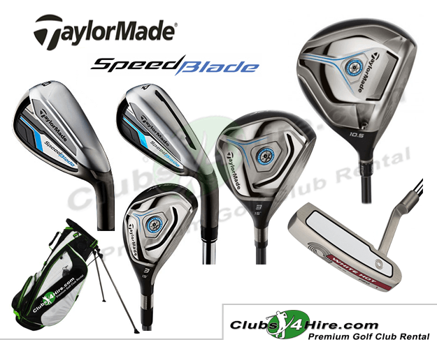 Taylormade Speed Blade Set (1